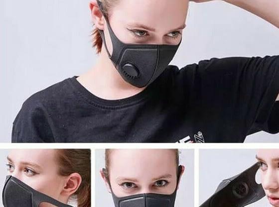 Maske protiv zagađenog vazduha