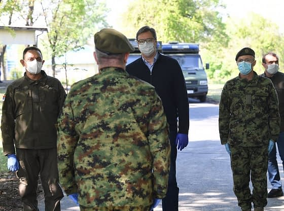 Predsednik Vučić prisustvovao otvaranju nove bolnice