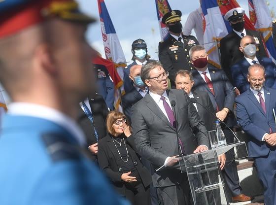 Predsednik Republike Srbije Aleksandar