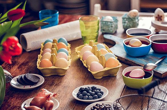 Kako da ofarbate uskršnja jaja na prirodan način