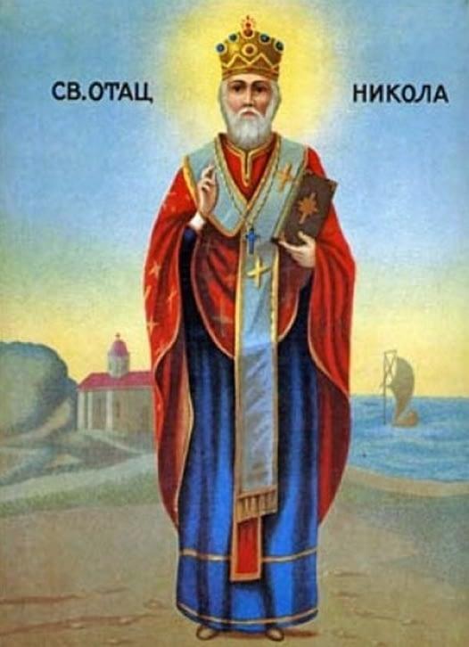 Žitije Svetog Nikolaja