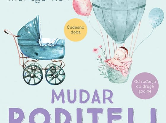 Najpopularniji priručnik u Evropi:Mudar roditelj – srećna beba