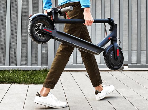 Električni bicikl studenata